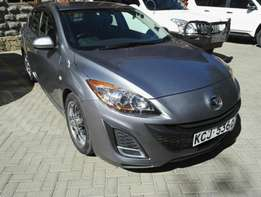 2010 New shape Mazda Axela hatchback price dropped