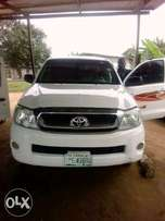 First body Toyota Hilux. Clean as foreign