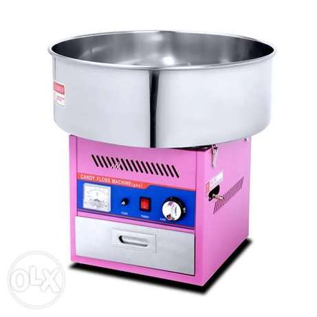 Candy floss machine Abak - image 1