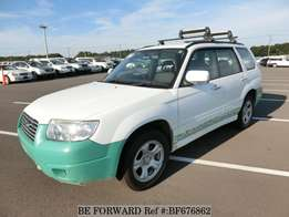Subaru forester model 2006 on sale