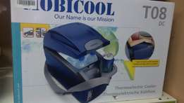 mobicool t08 termoelectric cooler in box