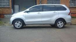 2015 Toyota Avanza 1.5 SX for sale at R165000