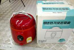 Rice cooker in good condition price is negotiable