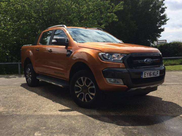 Ford Ranger - 2016