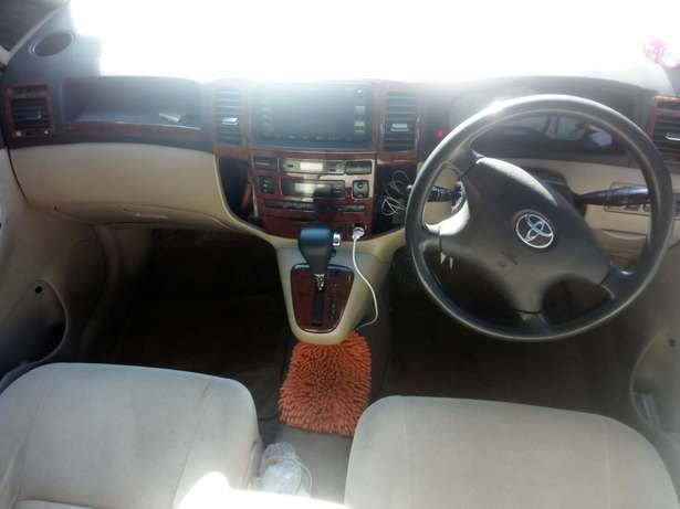 Toyota Spacio, 1500cc, fully loaded. Very fuel efficient, well kept Nairobi CBD - image 8
