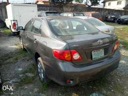 2008 corolla , 950k for sale
