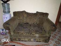 Gently used 2 seater couch for sale