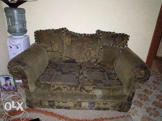Gently used 2 seater couch for sale Uthiru - image 1