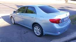Toyota Corolla Auto 2009 Advanced