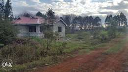 Residential 1/8th plot in Kikuyu Ondiri