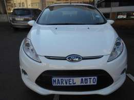 2012 Ford Fiesta 1.6 Titanium Sport For R120,000