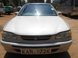 Toyota AE 110, auto, 1500cc. Contact Mr.Raj
