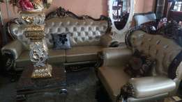Italian Sofa leather chairs by 7seaters