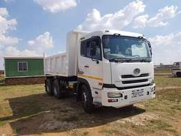 NISSAN UD 390 for sale
