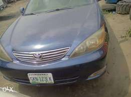Toyota Camry 2004 First Body