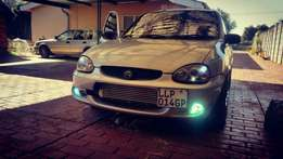 2001 opel corsa 1.6 gsi turbo engine
