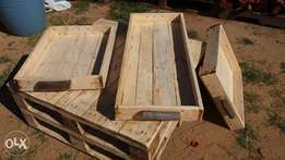 Lovely Wooden Trays R150.