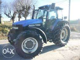 New Holland TM 165 Tractor 4WD, Diesel