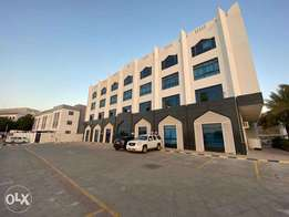 For Rent Open Space (Fit-Out) In Al Qurum