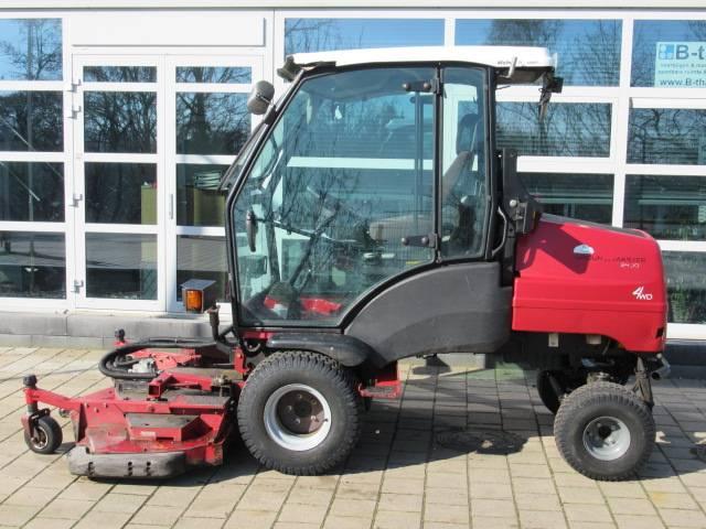 Toro Groundsmaster 3400 4WD Front Cirkelmaaier - 2012