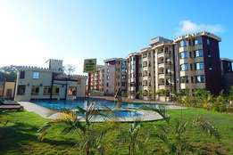 FULLY FURNISHED 3 bedroom apartment with swimming pool