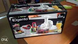 Elgento 3 in 1 Salad, Juice & Dessert maker