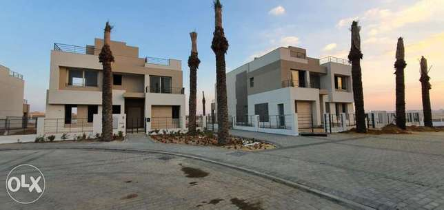 Apartment for sale in palm hills new cairo