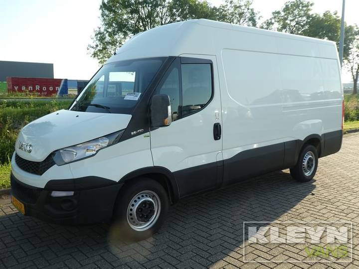 Iveco DAILY 35 S 110 L2H2 lang/hoog, 89 dkm,. - 2015