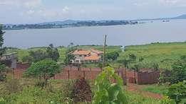 Bwerenga land 50x100 Plots along Entebbe road with Lake view
