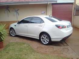 Mg6 turbo to swop for a SUV off the same value 115.000