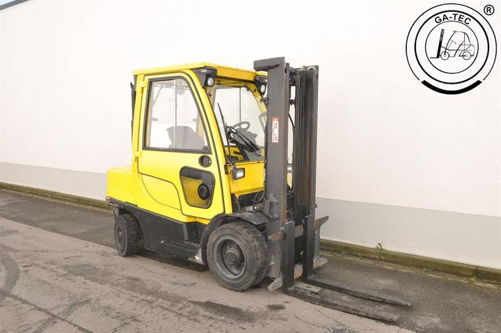 Hyster H3.5FT - 2007 - image 4
