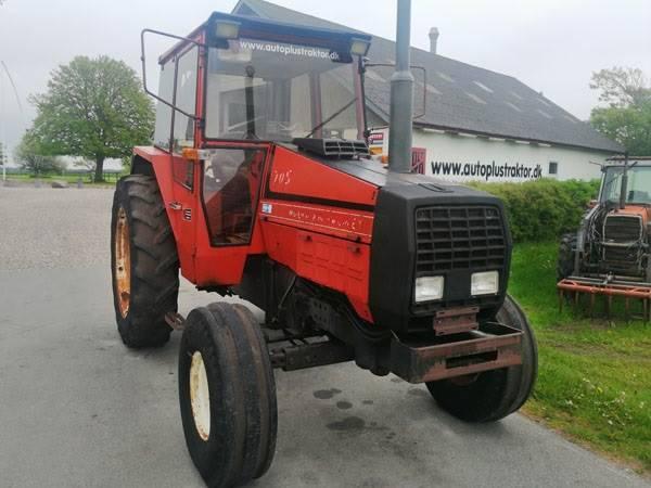 Valmet 705 - Brugt - 1987