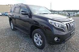 Clean Toyota Land cruiser Prado on sale