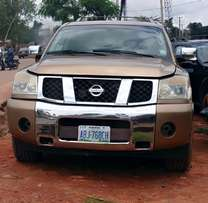 EXCELLENTLY Neat, First Body, Factory Fitted Chilling Ac Nissan Armada