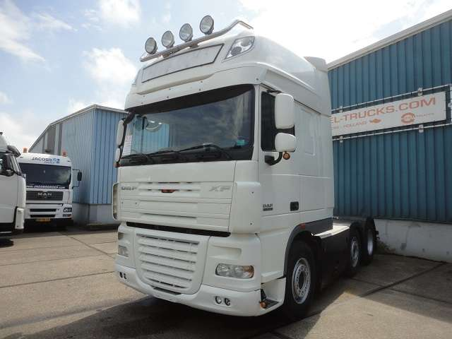 DAF FTG XF 105-510 SUPERSPACECAB 6x2 (EURO 5 / AS-TRONIC / SL... - 2010