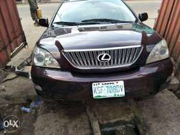 Lexus RX330 '2006 Full option