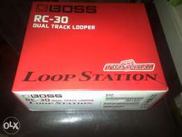 Boss RC-30 Looper Station