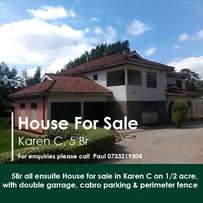 5 Bedroom Karen House For Sale