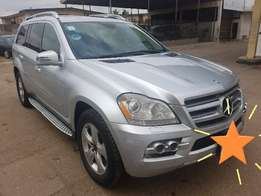 Registered 2011 Mercedes Benz GL450 4matic