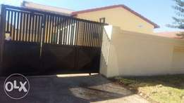 Very lovely and secure 3 bedroom house