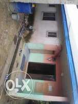 2 Bedroom flat and 3 rooms with there own toilet 4 sale in rivers