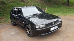 Toyota tazz for sale R17000