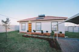 3Bedroom house for sale in a new development