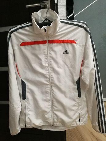 Bluza dresowa biała marki Adidas r. L Siedlce • OLX.pl