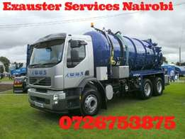 Exhauster Services Nairobi
