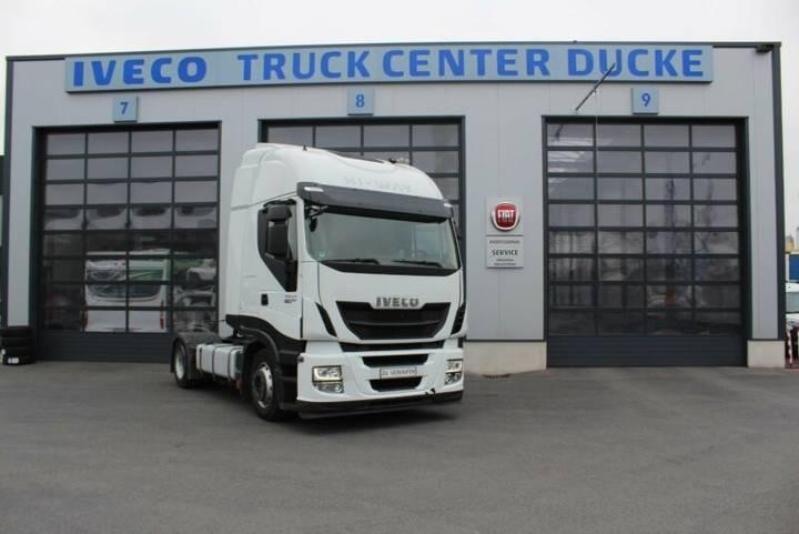 Iveco Stralis AS 440 S 46 T/FP LT EEV Saku höhenverst - 2013