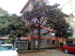 2 bedroom plus dsq apartment to let in Kileleshwa at ksh 70,000