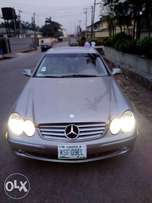 Coupe Mercedes-Benz 2005 model for sell