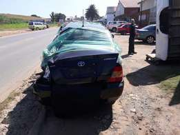 Toyota corolla 4ZZ stripping for spares