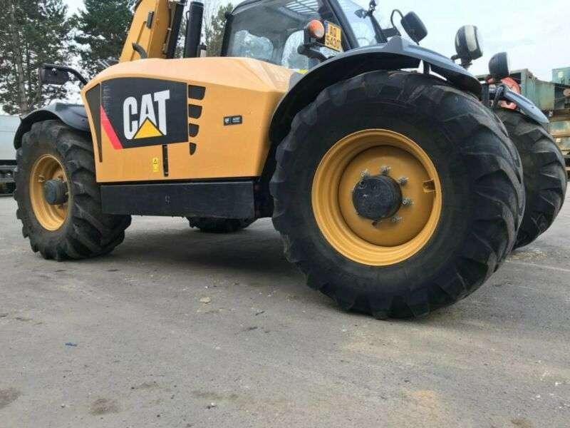 Caterpillar TH407C **BJ2010 *3470H *Telehandler** - 2010 - image 11